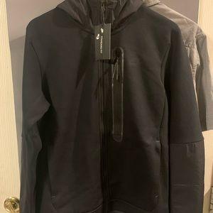 Nike Tech Fleece Woven Full Zip Hoodie Jacket